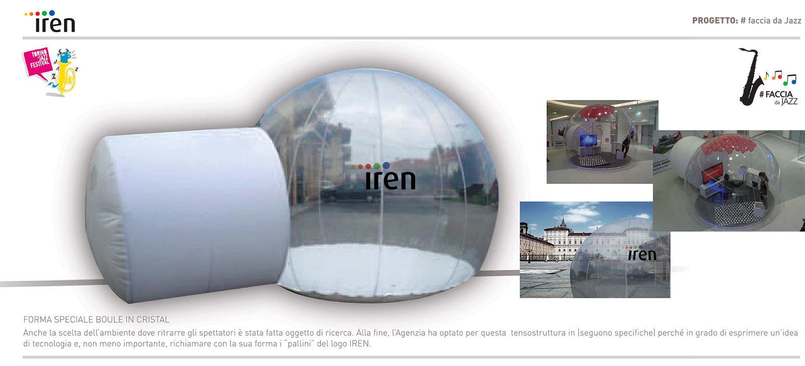 Iren – Gara per stand al TJF