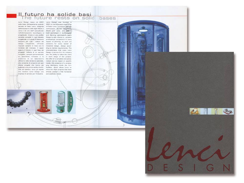 Lenci Design – Monografia