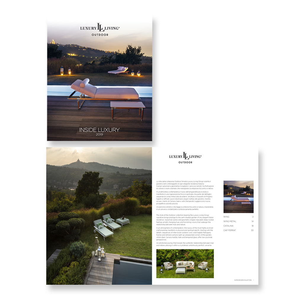 Luxury Living Group – Brochure