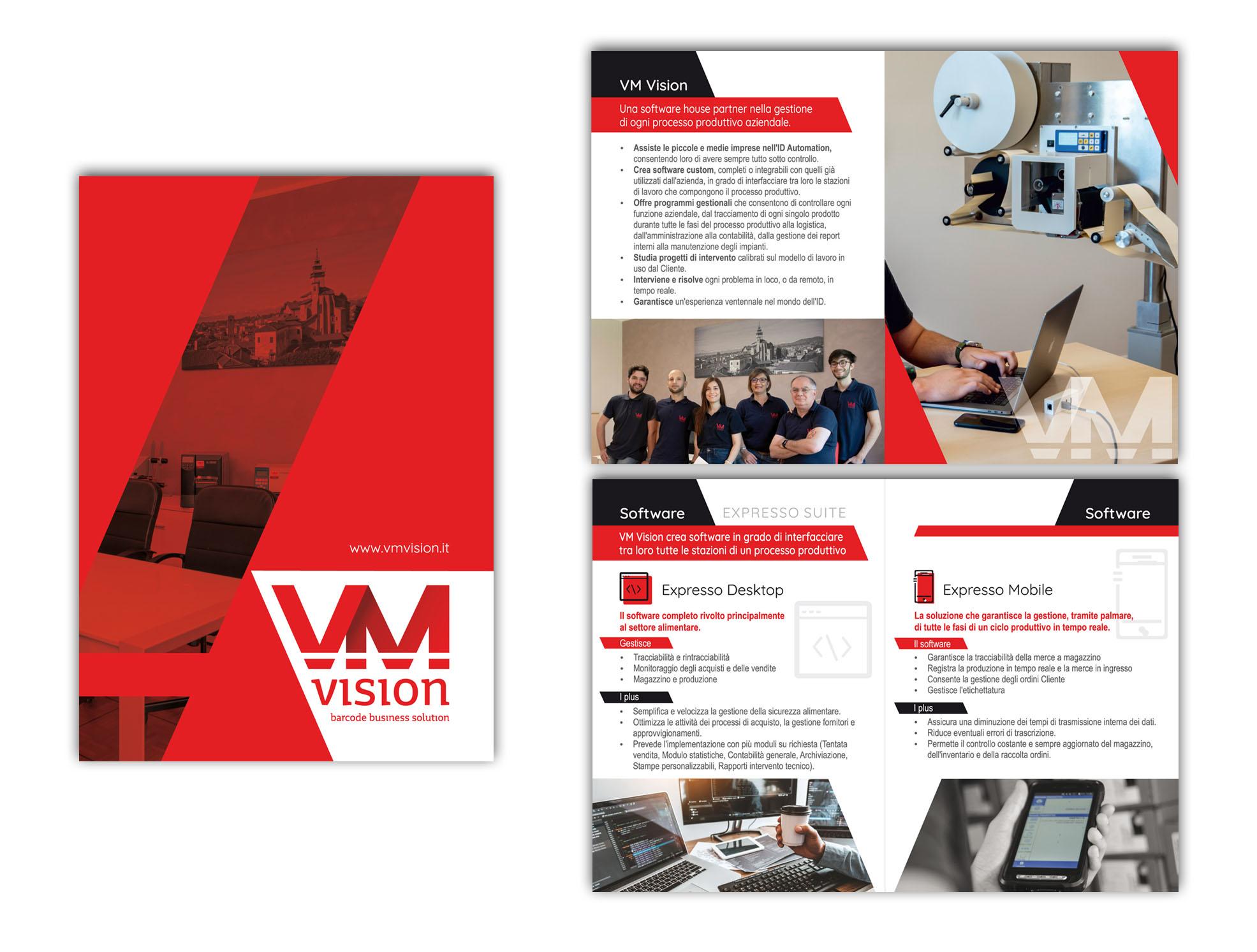VM Vision – Brochure