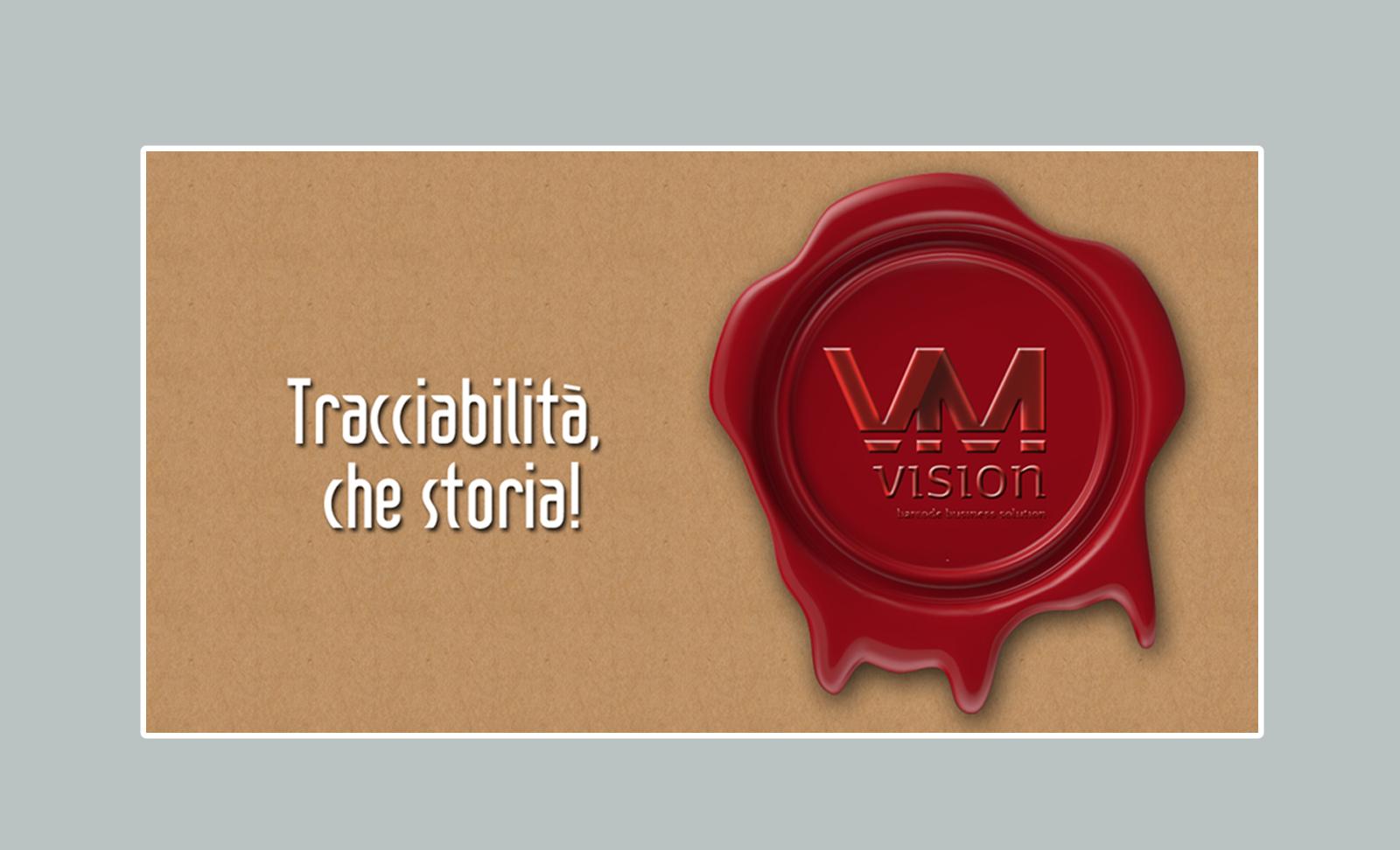 VM Vision – Campagna Linkedin Tracciabilità
